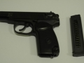 11 пистолет служебный МР-71