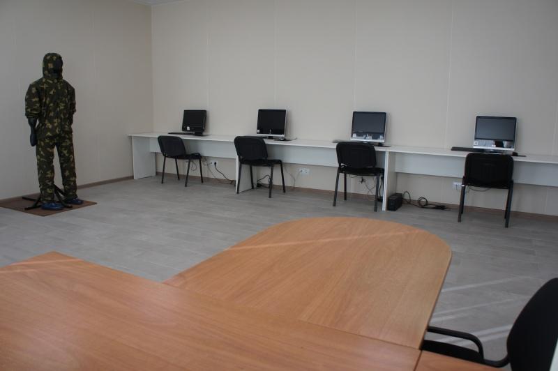 10 Компьютерный класс