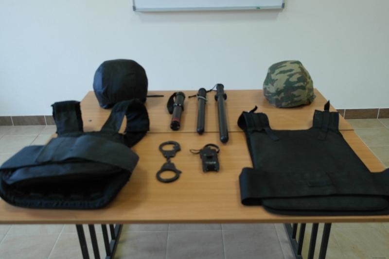 18 Спецсредства для охранной деятельности
